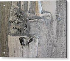 Osteoarthritis Acrylic Print