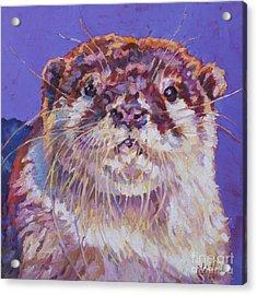 Otto Acrylic Print