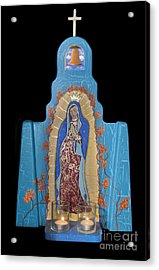 Our Lady Of Guadalupe Acrylic Print by Jerry McElroy
