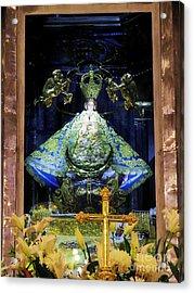 Our Lady Of San Juan De Los Lagos Acrylic Print