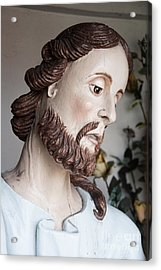 Our Lord Acrylic Print by Agnieszka Kubica