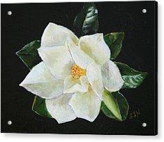 Our Magnolia Acrylic Print