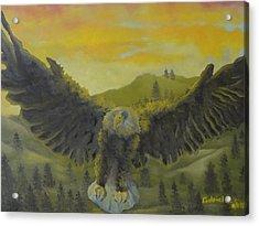Our National Bird Acrylic Print