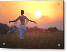 Our Sunrise Acrylic Print