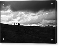 Our Time Acrylic Print by Jason Green