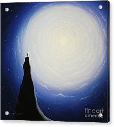 Somewhere Out In Space Acrylic Print