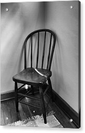 Out Of Time  Acrylic Print by Tom Druin