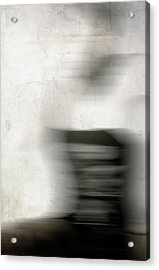 Out On Main  Acrylic Print by Empty Wall