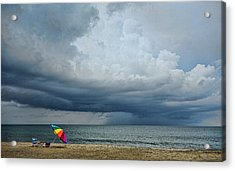 Out To Sea - Outer Banks Acrylic Print