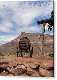 Out West Acrylic Print