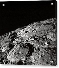 Outer Space Two Four Zero Acrylic Print by Nasa Usgs