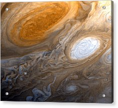 Outer Space Two Six Four Acrylic Print by Nasa Usgs