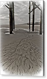 Outgoing Tide Acrylic Print