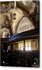 Overlooked Acrylic Print by Pat Eisenberger