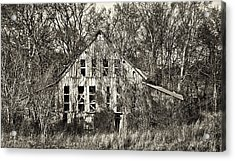 Acrylic Print featuring the photograph Overtaken by Greg Jackson