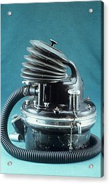 Oxford Ether Vaporizer Acrylic Print by Science Photo Library