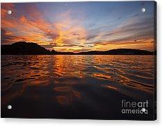 Ozark Sunset Acrylic Print