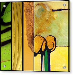 p HOTography 143 Acrylic Print by Marlene Burns