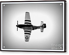 P51 King Of The Skies Acrylic Print
