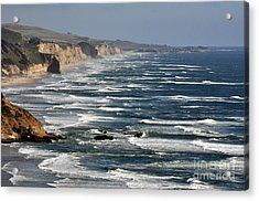 Pacific Coast - Image 001 Acrylic Print