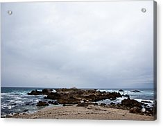Pacific Horizon Acrylic Print by Melinda Ledsome