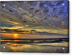 Pacific Paradise 2 Acrylic Print by Tyra  OBryant