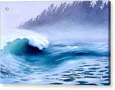 Pacific Power  Acrylic Print by Michael Swanson