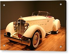 Packard Twelve Runabout Acrylic Print