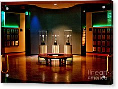 Packer Hall Of Fame Acrylic Print by Tommy Anderson