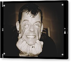 Acrylic Print featuring the photograph Painful by Alice Gipson