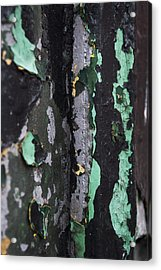 Paint Acrylic Print by Gretchen Lally