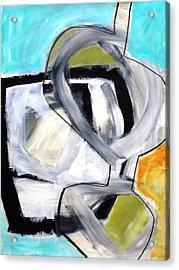 Paint Improv 12 Acrylic Print