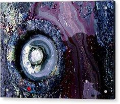 Paint Acrylic Print
