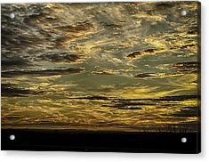 Painted By The Hand Of God Acrylic Print
