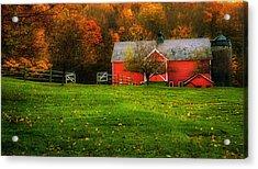 Autumn Dreams - Dorset Vermont Acrylic Print
