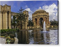 Palace Of Fine Arts San Francisco Acrylic Print