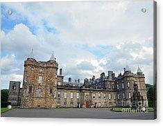 Palace Of Holyroodhouse Acrylic Print