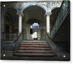 Palace Of The Forgotten Dreams Acrylic Print
