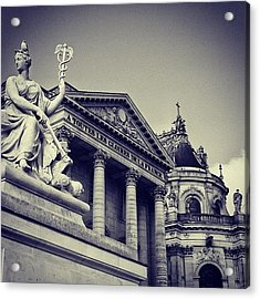 Palace Of Versailles - France ( Acrylic Print