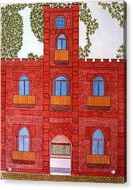 Palacio Acrylic Print