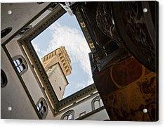 Palazzo Vecchio Acrylic Print