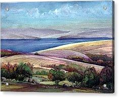 Palestine View Acrylic Print