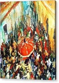 Palkhi Acrylic Print