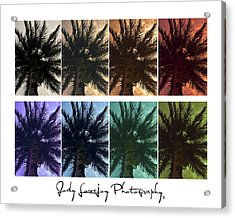 Palm Shades Acrylic Print
