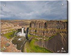 Palouse Falls Acrylic Print