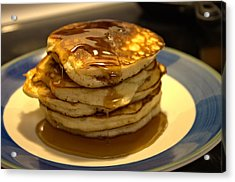 Pancakes For Breakfast Acrylic Print