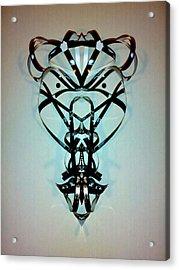 Pandascit Acrylic Print