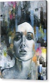 Pandora Acrylic Print