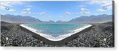 Panorama Lake Acrylic Print