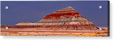 Panorama - Painted Desert 004 Acrylic Print by George Bostian
